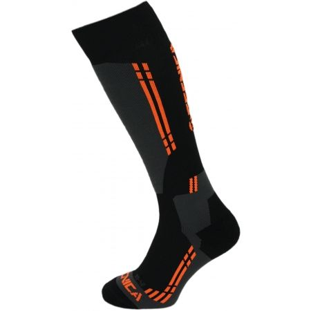 Tecnica COMPETITION SKI SOCKS - Lyžařské ponožky s vlnou