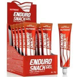 Nutrend ENDUROSNACK 75 G SLANÝ KARAMEL - Energetický gel