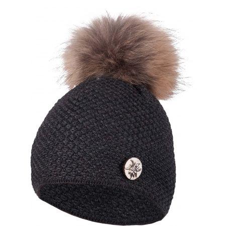 R-JET UNI TOP FASHION ALPINKA - Dámská pletená čepice