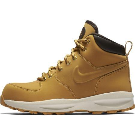 Pánská zimní obuv - Nike MANOA LEA LEATHER - 2