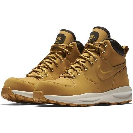 Pánská zimní obuv - Nike MANOA LEA LEATHER - 3