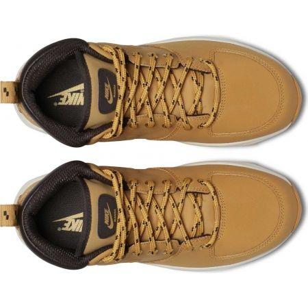 Pánská zimní obuv - Nike MANOA LEA LEATHER - 4