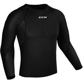 CCM COMPRESSION L/S JR