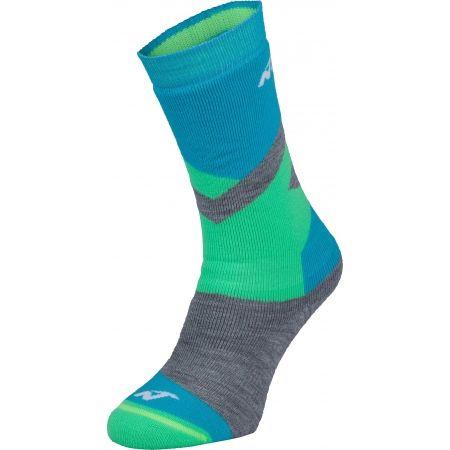 Chlapecké lyžařské ponožky - Nordica FREESKI BASIC BOY - 1