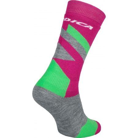 Dívčí lyžařské ponožky - Nordica FREESKI BASIC GIRL - 2