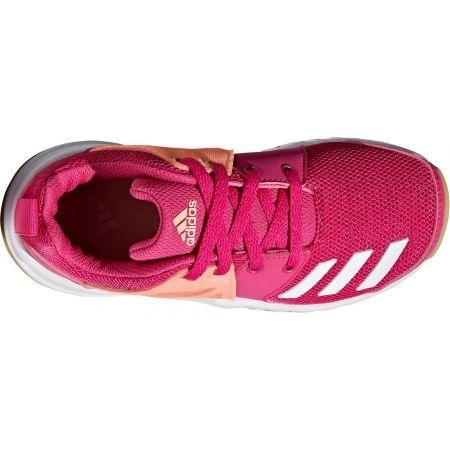 Dětská sportovní obuv - adidas FORTAGYM K - 4