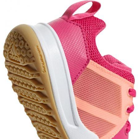 Dětská sportovní obuv - adidas FORTAGYM K - 9