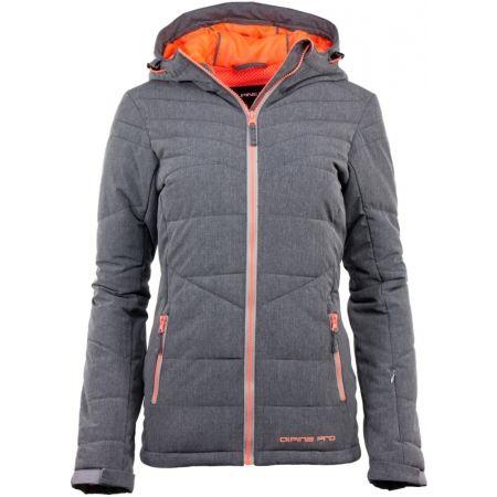 Dámská lyžařská bunda - ALPINE PRO MEA 2 - 1