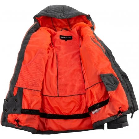 Dámská lyžařská bunda - ALPINE PRO MEA 2 - 3
