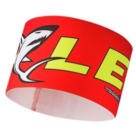 Leki RACE SHARK HEAD BAND - Čelenka