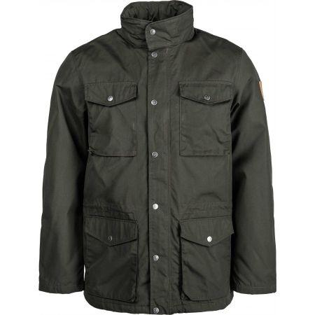 Fjällräven 87128-662 Räven Padded Jacket - Pánská zimní bunda