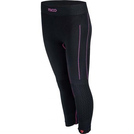 Mico 3/4 TIGHT PANTS - Funkční spodní kalhoty