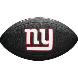 Wilson MINI NFL TEAM SOFT TOUCH FB BL NG - Mini míč na americký fotbal
