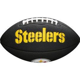 Wilson MINI NFL TEAM SOFT TOUCH FB BL PT