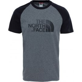 The North Face S/S RAGLAN EASY TEE M - Pánské tričko