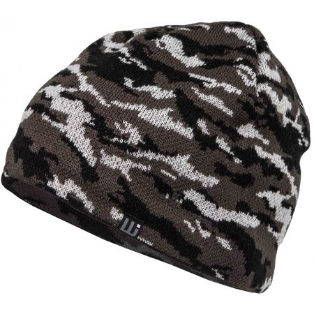 Willard QUEST - Pánská pletená čepice