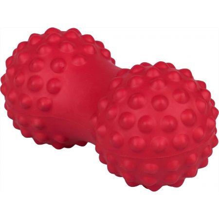 Fitforce MASSAGE BALL PEANUT - Masážní míček