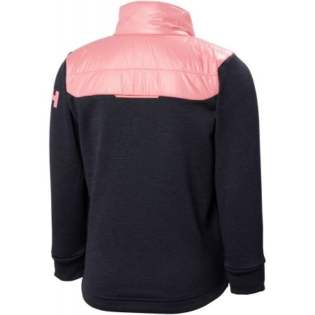 Dětská bunda - Helly Hansen K BOUNDARY FLEECE JACKET - 2