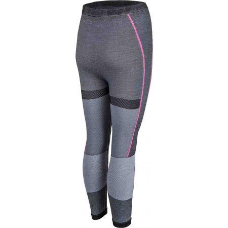 Dámské spodní kalhoty - Mico 3/4 TIGHT PANTS SKIN - 3