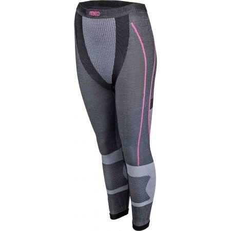 Dámské spodní kalhoty - Mico 3/4 TIGHT PANTS SKIN - 1
