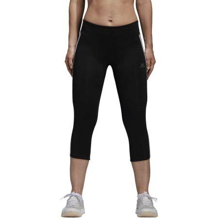 Dámské 3/4 kalhoty - adidas D2M RR 3s 3/4 - 2