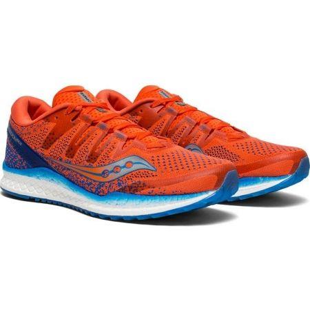 Pánská běžecká obuv - Saucony FREEDOM ISO 2 - 5
