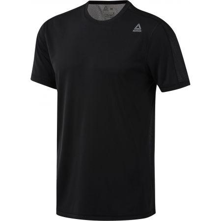 Reebok WORKOUT READY TECH TOP GRAPHIC - Sportovní triko