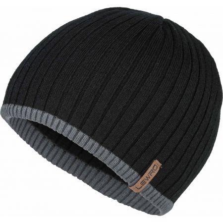 Lewro BOBYS - Chlapecká pletená čepice