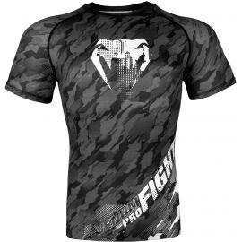 Venum TECMO RASHGUARD - Pánské sportovní triko
