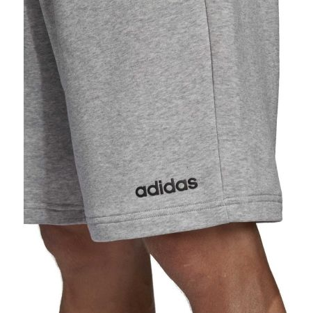 Pánské šortky - adidas ESSENTIALS PLAIN SHORT FRENCH TERRY - 8