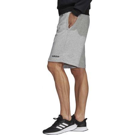 Pánské šortky - adidas ESSENTIALS PLAIN SHORT FRENCH TERRY - 4