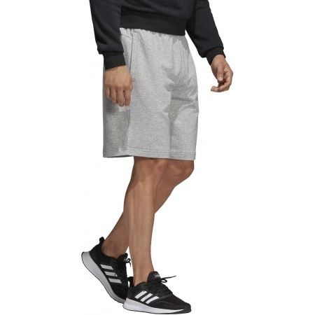 Pánské šortky - adidas ESSENTIALS PLAIN SHORT FRENCH TERRY - 5