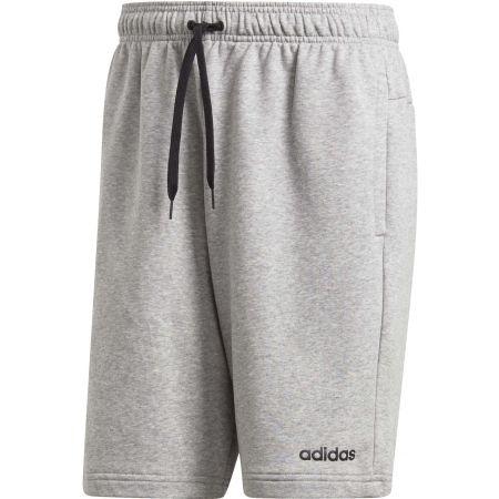 Pánské šortky - adidas ESSENTIALS PLAIN SHORT FRENCH TERRY - 1