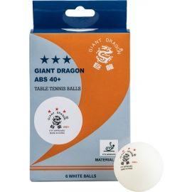 Giant Dragon WHT PI PO - Míčky na stolní tenis