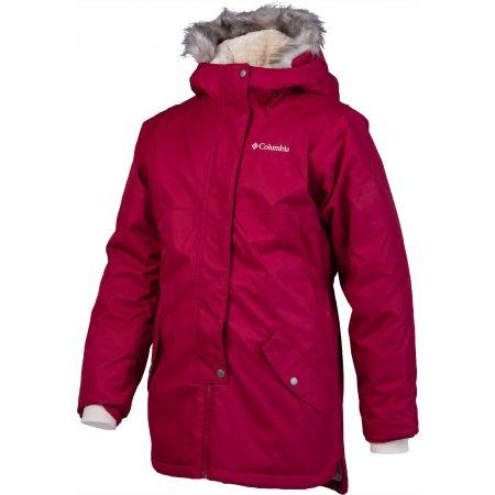 Columbia CARSON PASS MID JACKET - Dětský kabátek