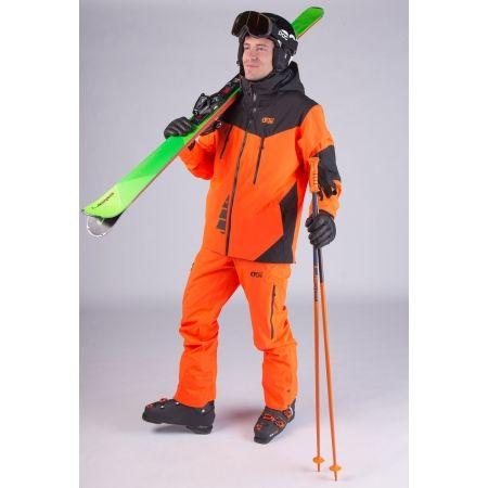 Pánská lyžařská bunda - Picture DUNCAN - 4