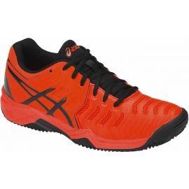 Asics GEL-RESOLUTION 7 CLAY GS - Dětská tenisová obuv