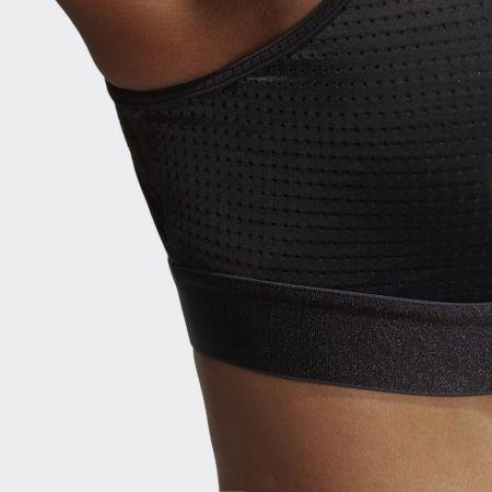 Dámská sportovní podprsenka - adidas HALTER 2.0 LOGO - 9