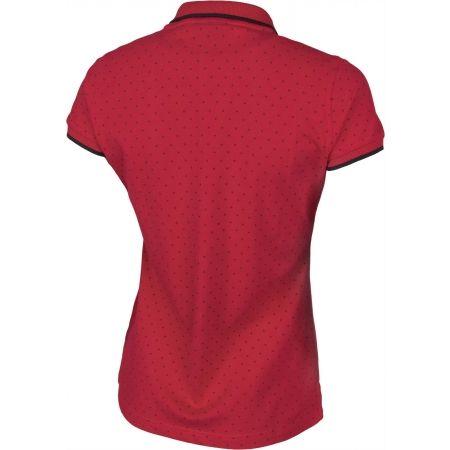 Dámské tričko s límečkem - Willard MELANY - 3
