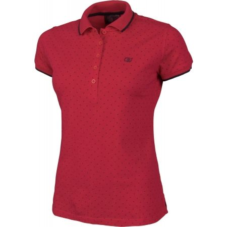 Dámské tričko s límečkem - Willard MELANY - 2