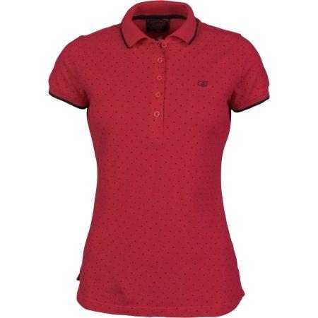 Dámské tričko s límečkem - Willard MELANY - 1