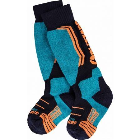 Dětské lyžařské ponožky - Blizzard ALLROUND WOOL SKI SOCKS JR