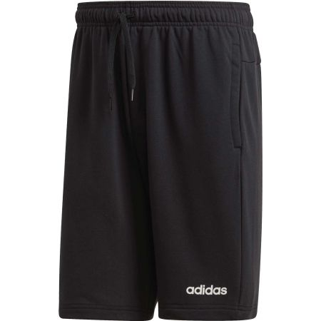 Pánské šortky - adidas ESSENTIALS PLAIN SHORT FRENCH TERRY - 1