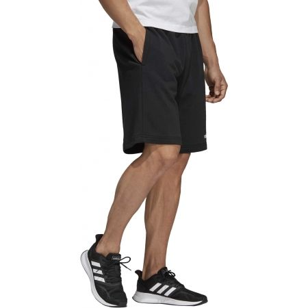 Pánské šortky - adidas ESSENTIALS PLAIN SHORT FRENCH TERRY - 4