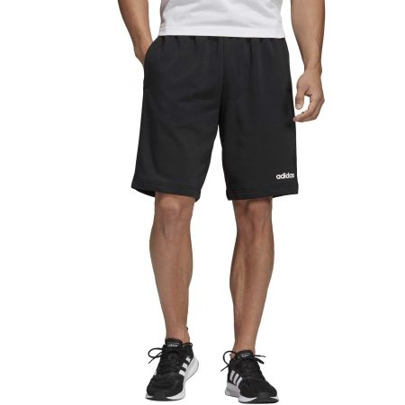 Pánské šortky - adidas ESSENTIALS PLAIN SHORT FRENCH TERRY - 3