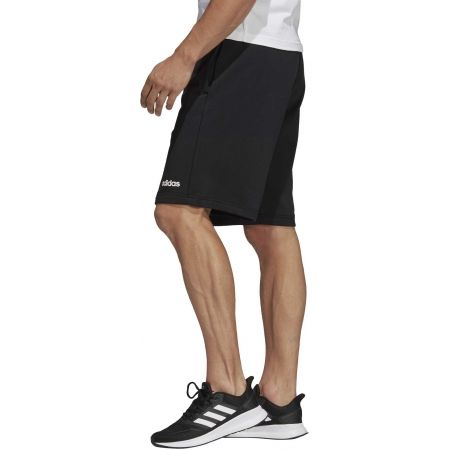 Pánské šortky - adidas ESSENTIALS PLAIN SHORT FRENCH TERRY - 5