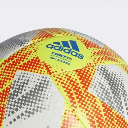 Fotbalový míč - adidas CONEXT 19 TCPT - 5