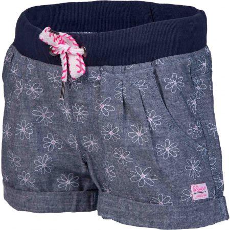 Dívčí šortky džínového vzhledu - Lewro KARINA - 1