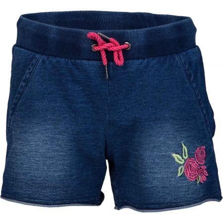 Dívčí šortky džínového vzhledu - Lewro OANA - 1