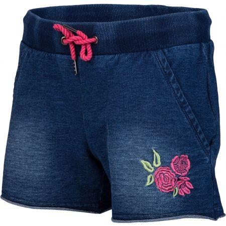 Dívčí šortky džínového vzhledu - Lewro OANA - 2